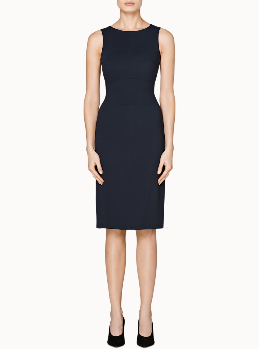 Copal Navy  Bodycon Dress