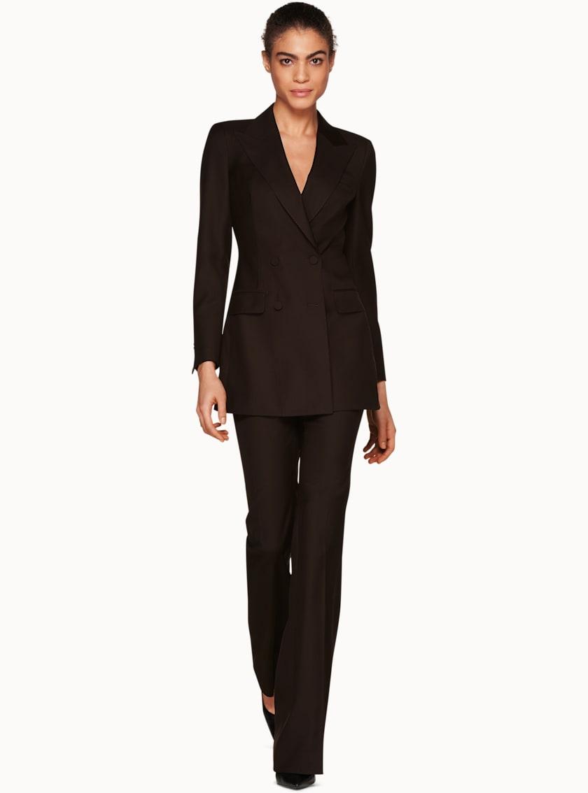 Cameron Chocolate Suit