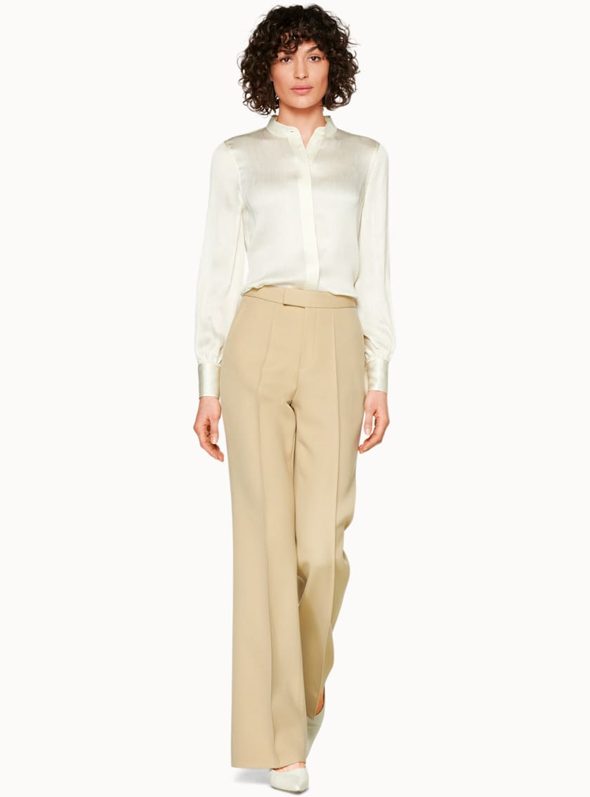 Ally Sand  Trousers