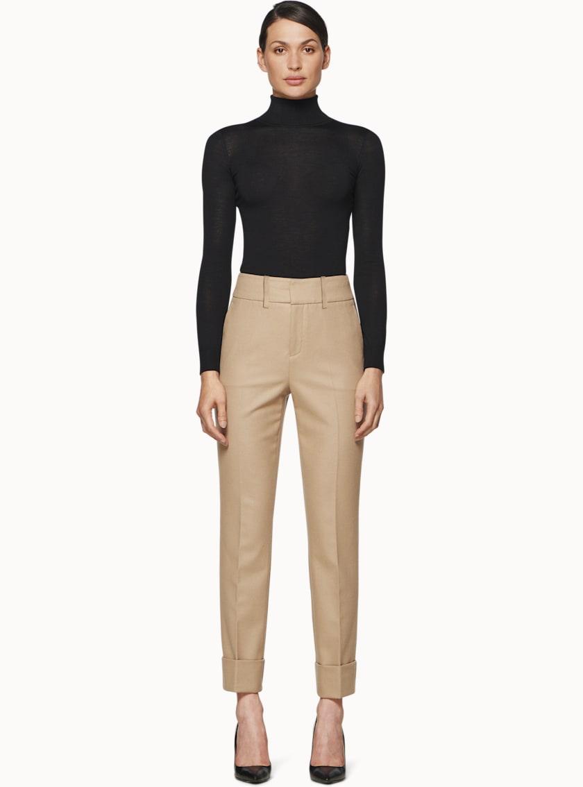 Lane Camel  Trousers