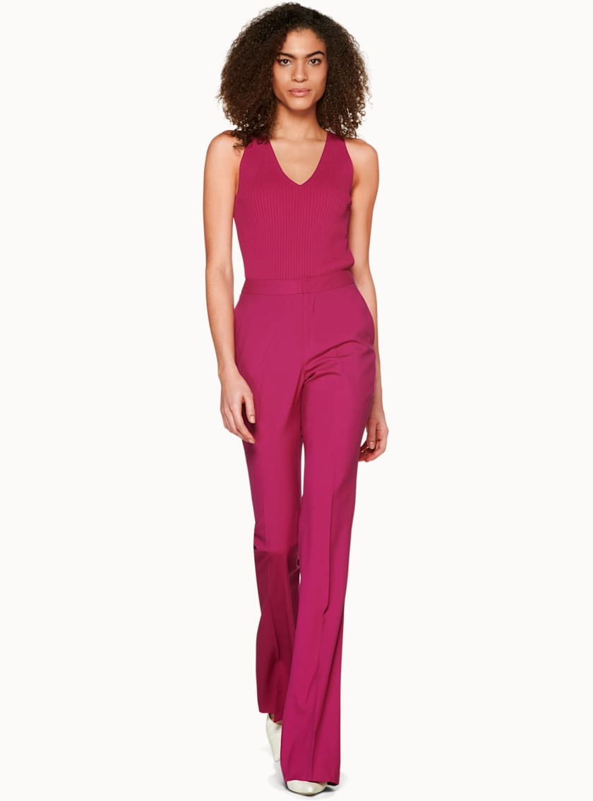 Robin Magenta  Trousers