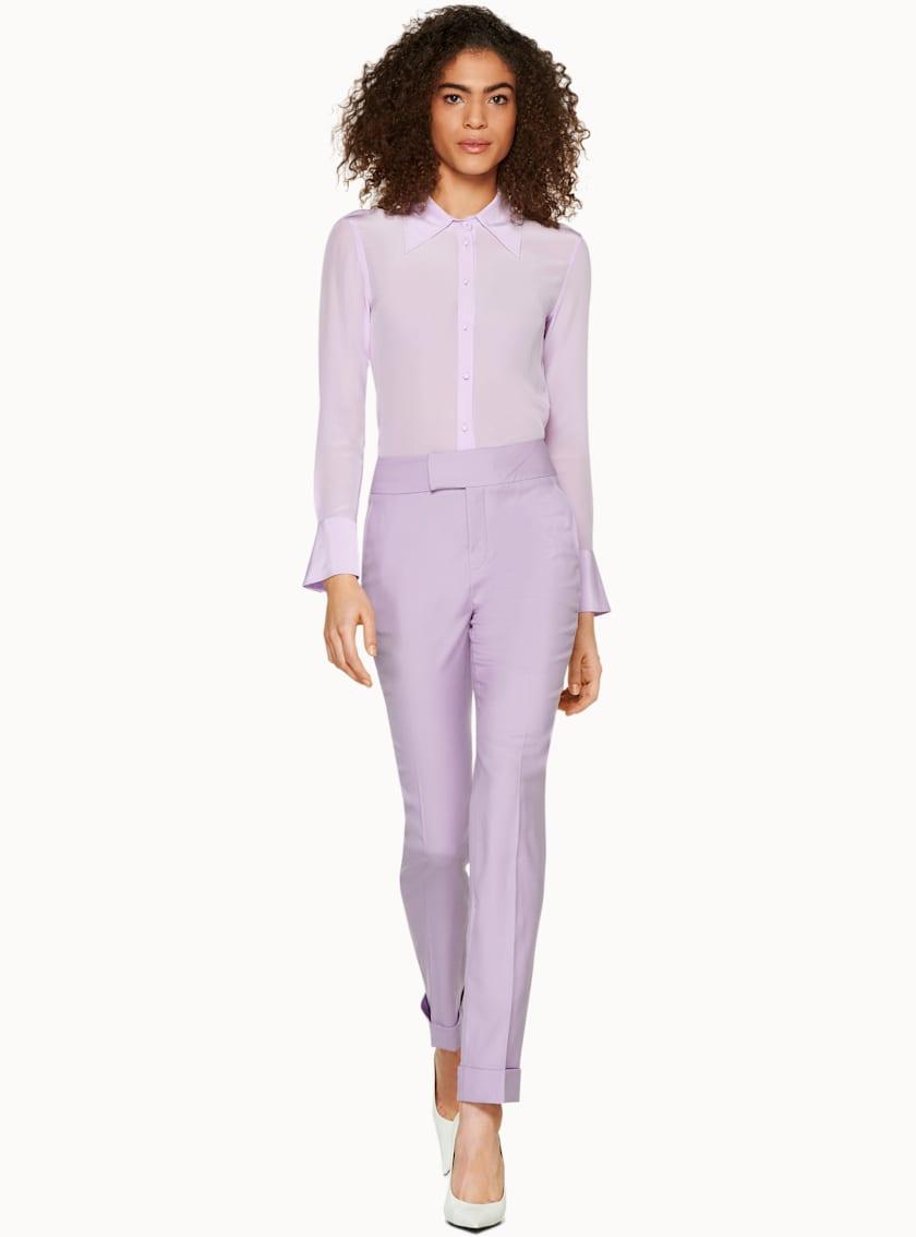 Lane Lilac  Trousers