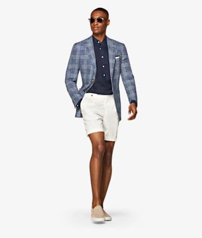 Jacket_Blue_Check_Havana_C1220