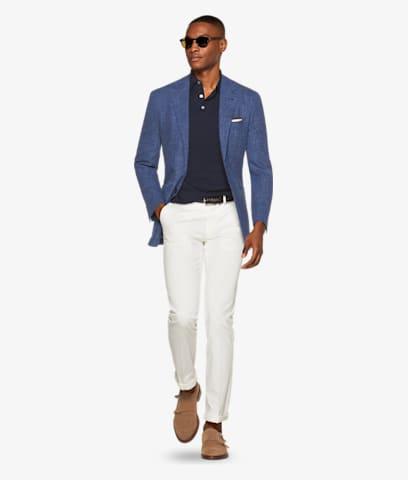 Jacket_Blue_Check_Havana_C1221