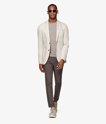 Jacket_Off_White_Plain_Havana_C768I