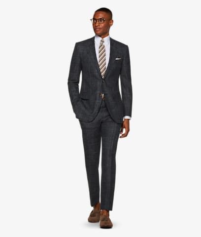 Suit_Dark_Grey_Check_Lazio_P5420I