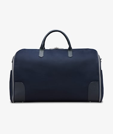 Blue Holdall Suit Carrier