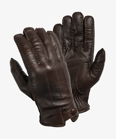 Dark Brown Gloves