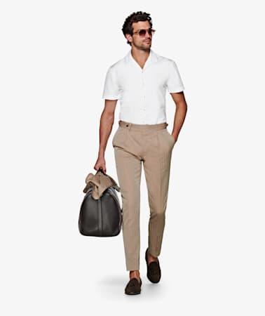 White_Short_Sleeve_Shirt_Short_Sleeve_H5925U