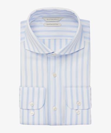 Blue_Stripe_Shirt_Single_Cuff_H5941U