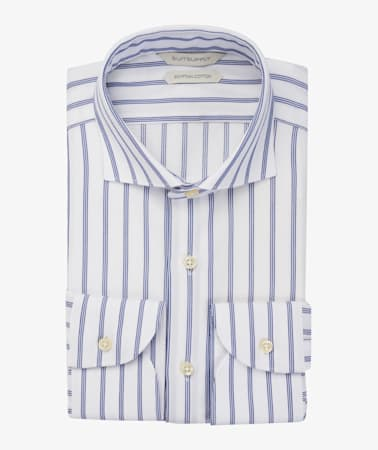 Navy_Stripe_Shirt_Single_Cuff_H5945U