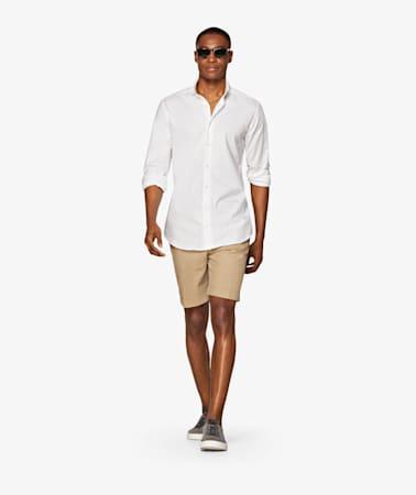 Sand Bennington Shorts