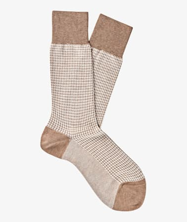 Brown_Regular_Socks_O753