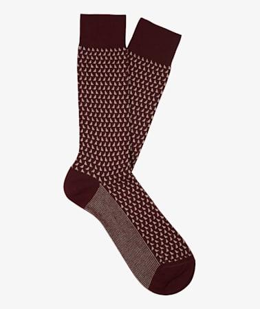 Navy Long length Socks