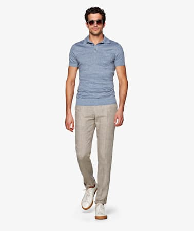 Light Brown  Soho Trousers