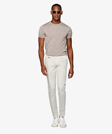 Sand Brentwood Trousers