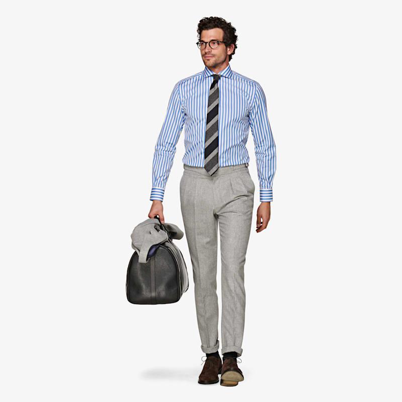Blue_Stripe_Shirt_Single_Cuff_H6044U