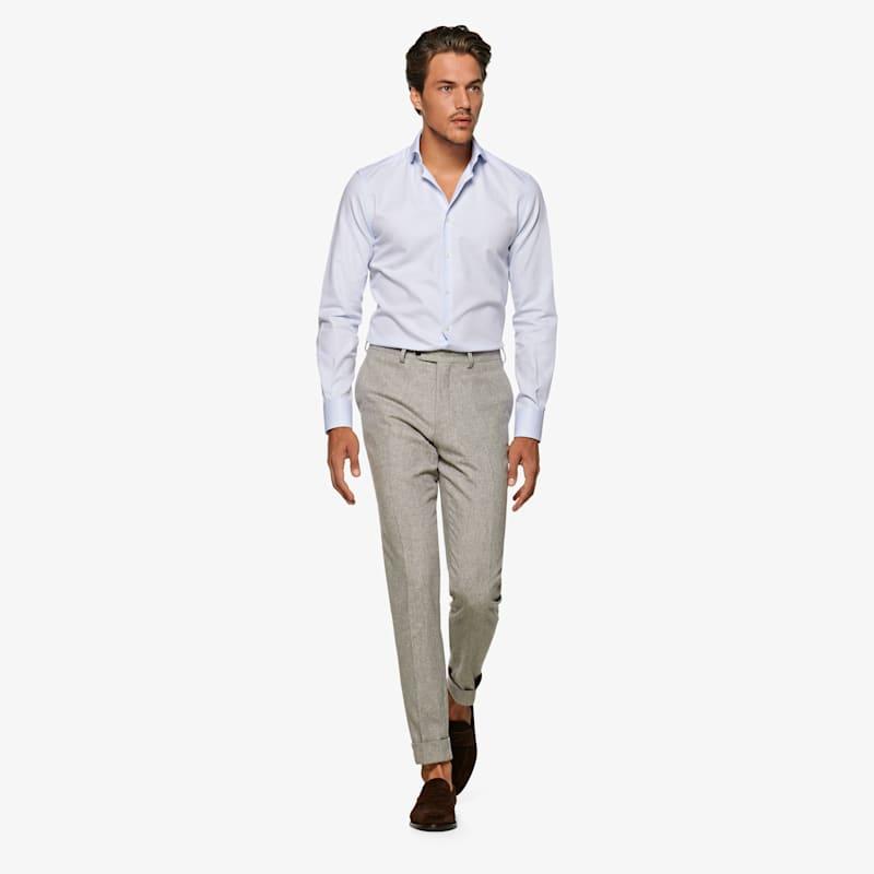 Light_Blue_Faux_Uni_Shirt_Single_Cuff_H6141ESF