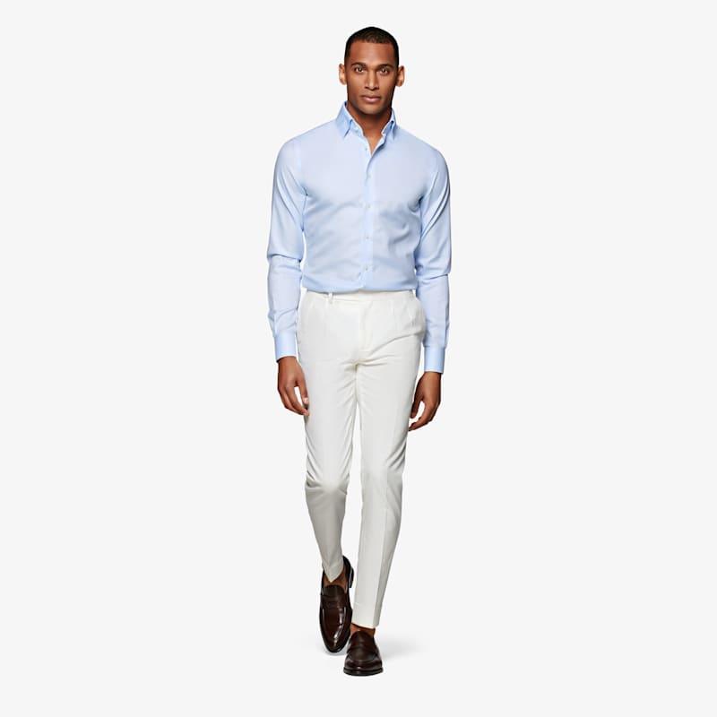 Light_Blue_Oxford_Traveller_Shirt_Single_Cuff_H9004ESF