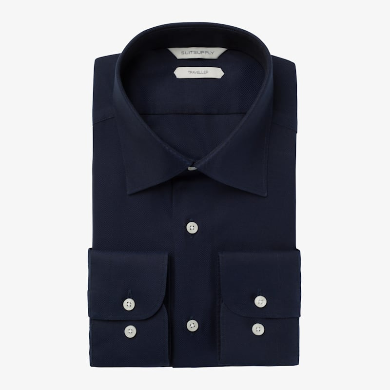 Navy_Oxford_Traveller_Shirt_Single_Cuff_H9011U