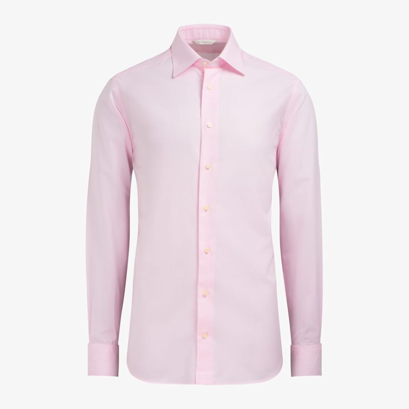 Pink_Stripe_Oxford_Traveller_Shirt_Single_Cuff_H9035U