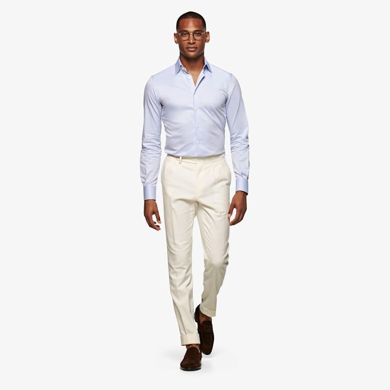 Light_Blue_Twill_Shirt_Single_Cuff_H9092U