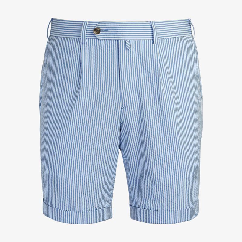 Light_Blue_Bennington_Pleat_Shorts_B1119I