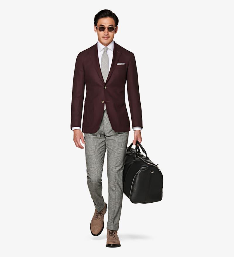 Grey_Braddon_turn_up_Trousers_B1222