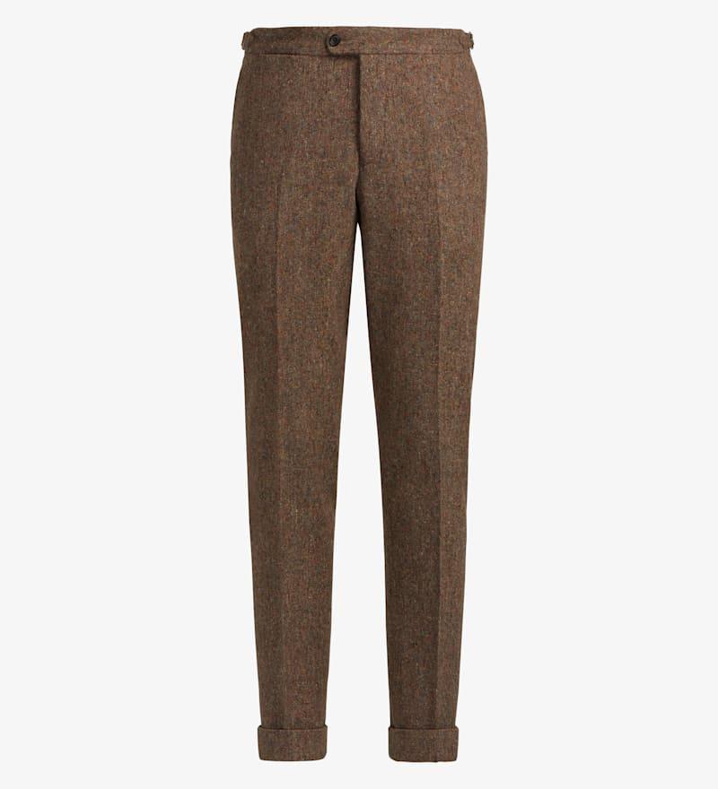 Jort_Brown_Bolton_Fishtail_Trousers_B1230I