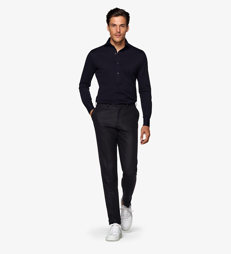 Navy_Soho_Turn_Up_Trousers_B960