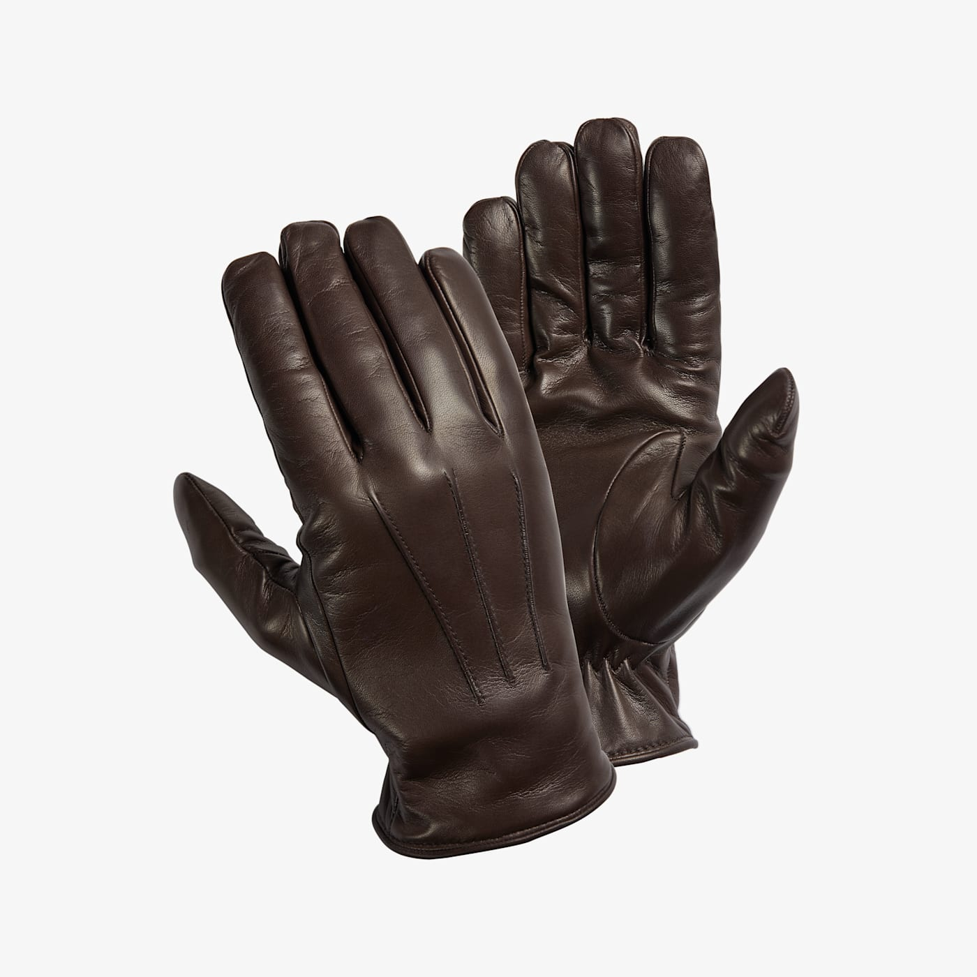 History of Vintage Men's Gloves – 1900 to 1960s Brown Gloves $99.00 AT vintagedancer.com