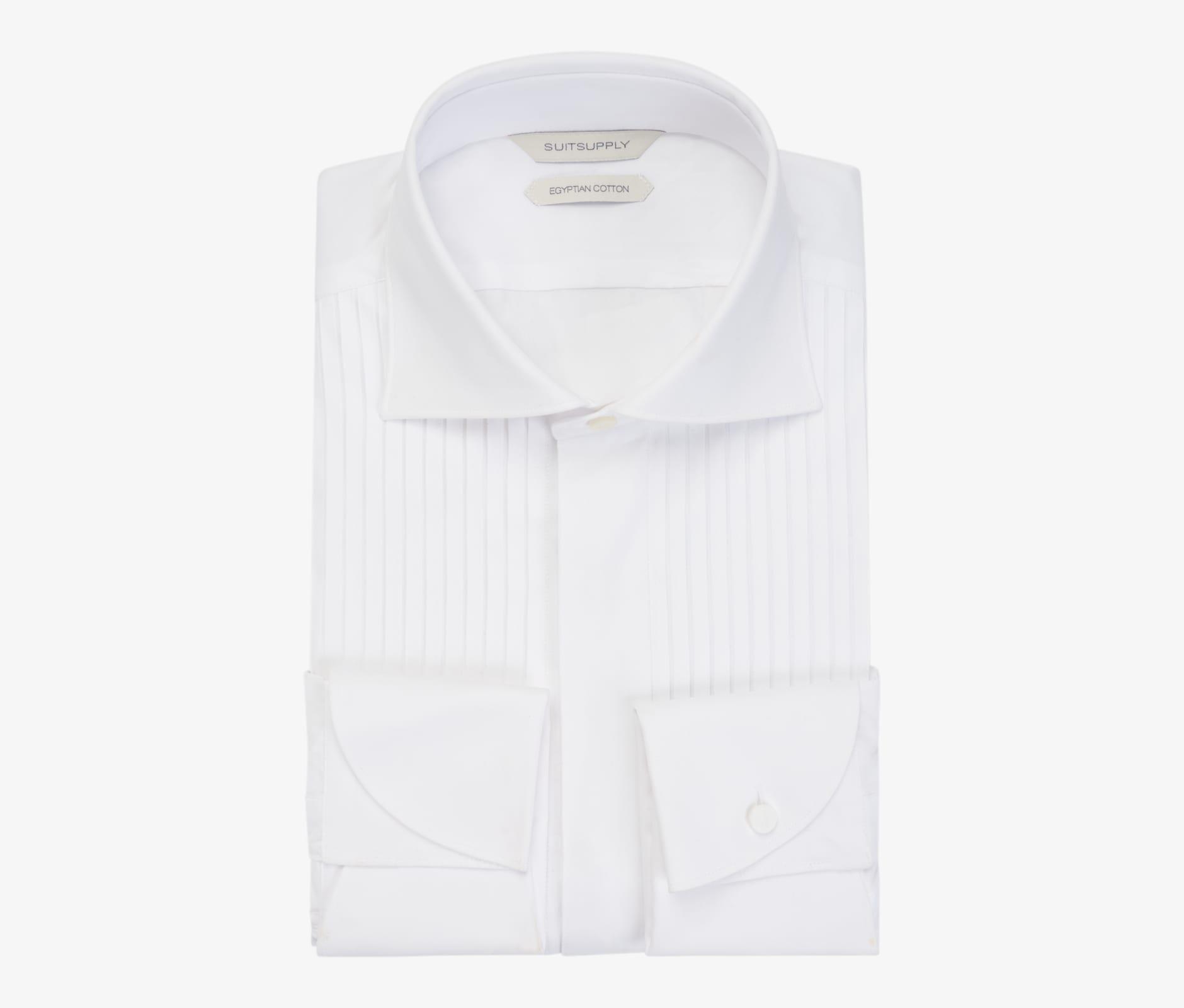 White_Tuxedo_Shirt_Double_Cuff_H5997U