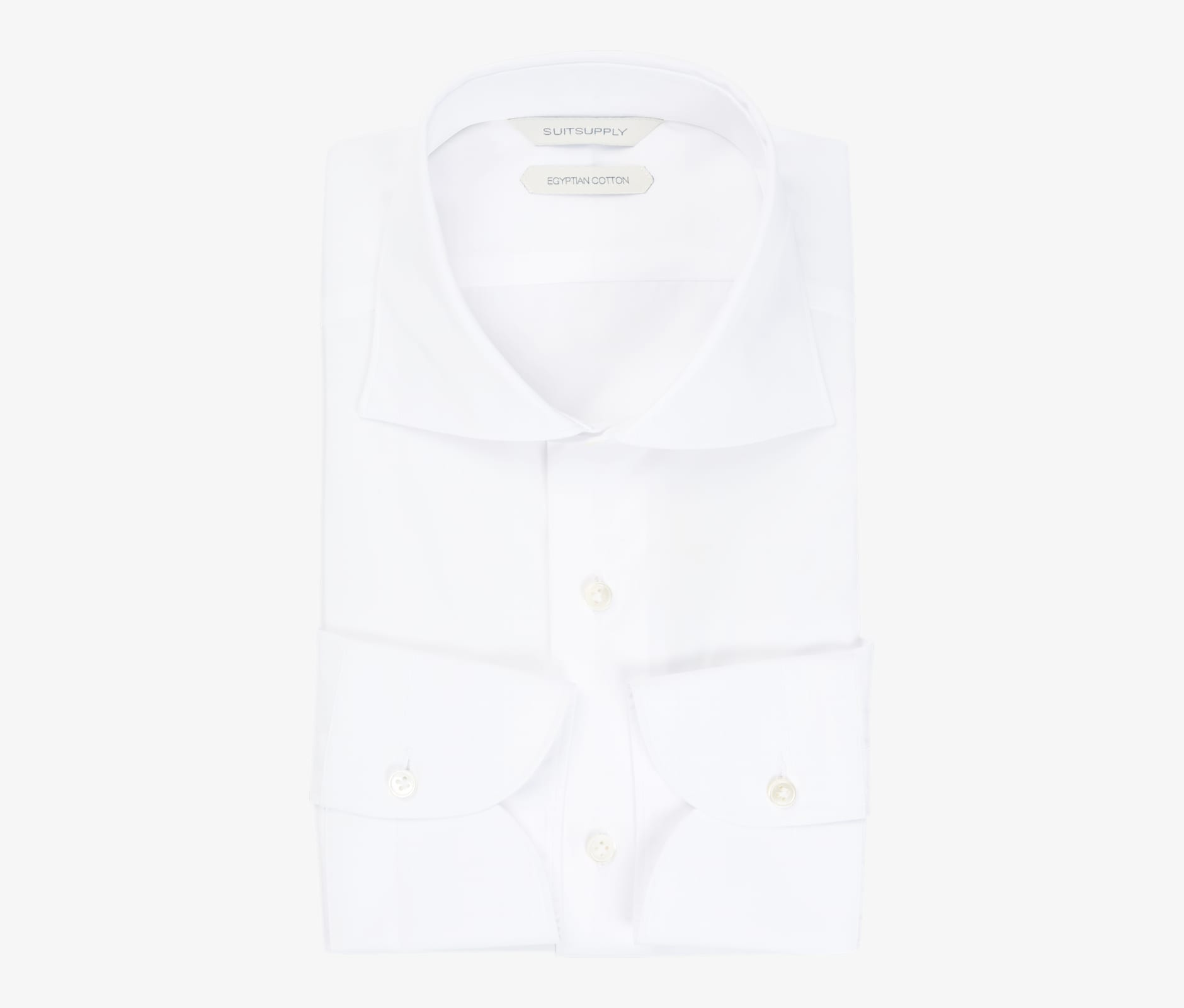 White_Twill_Shirt_Single_Cuff_H9055BU