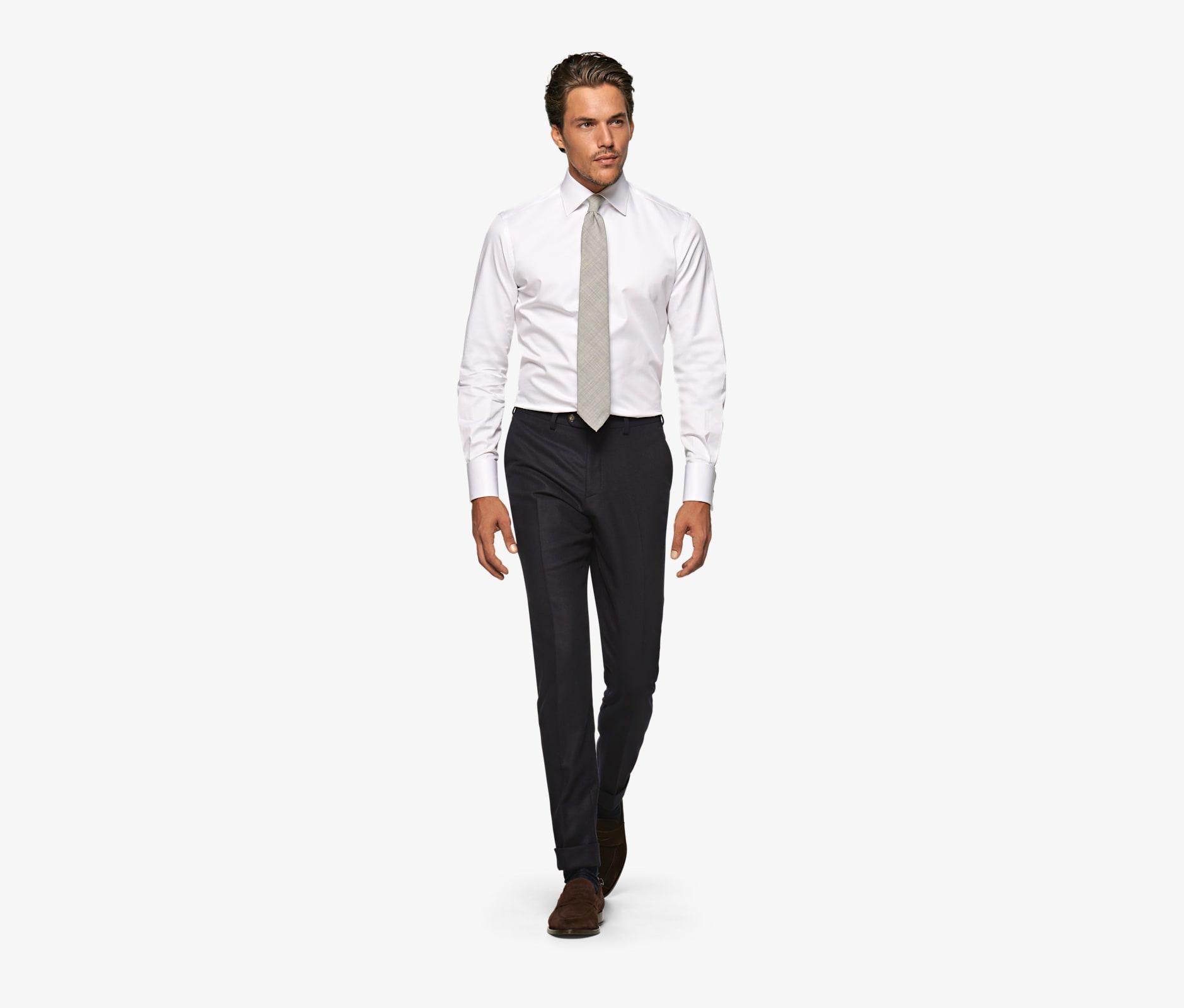 White_Shirt_Double_Cuff_H9091U