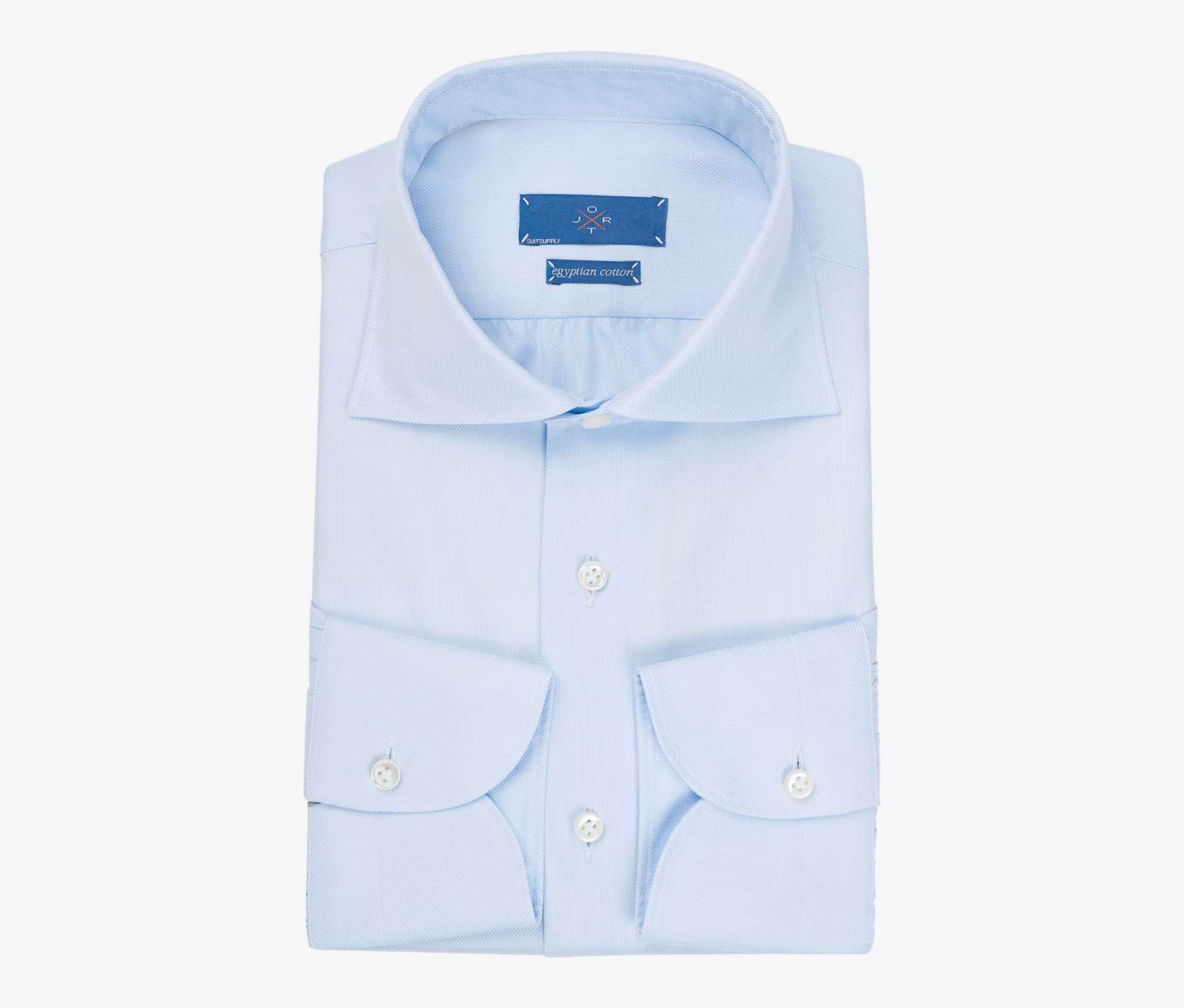 Jort_Light_Blue_Shirt_Single_Cuff_SH112B-J