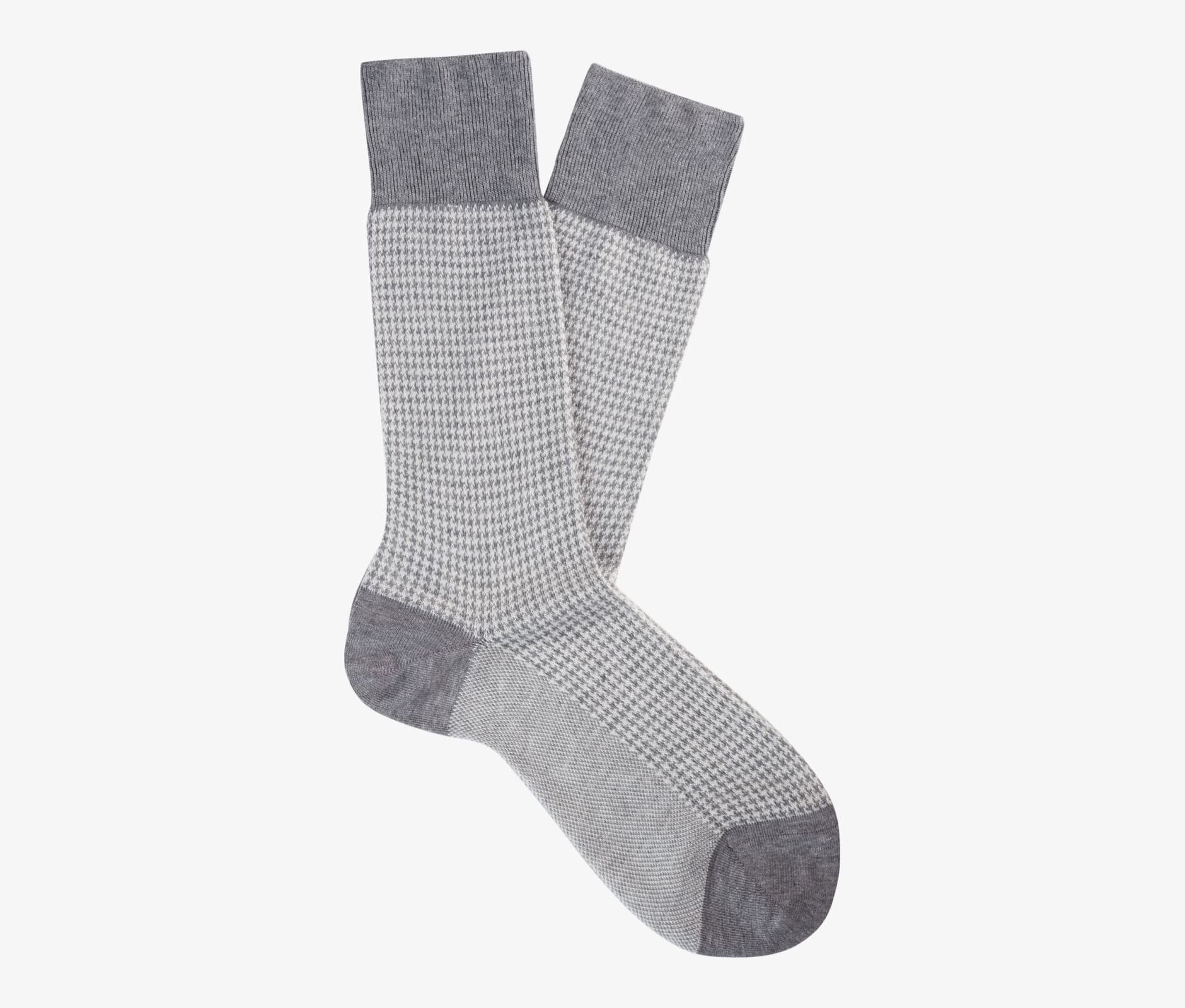 Light_Grey_Regular_Socks_O752
