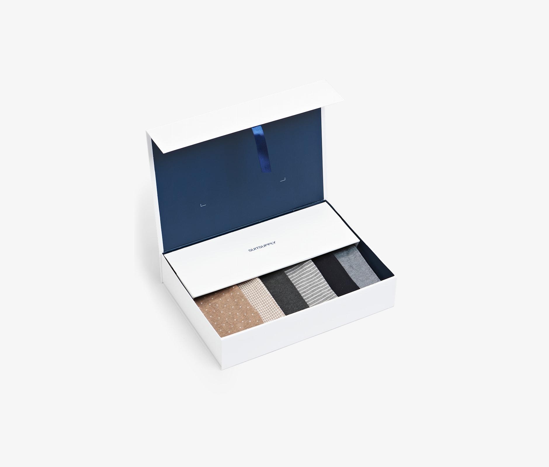 Blue_and_Grey_Regular_Socks_O7998