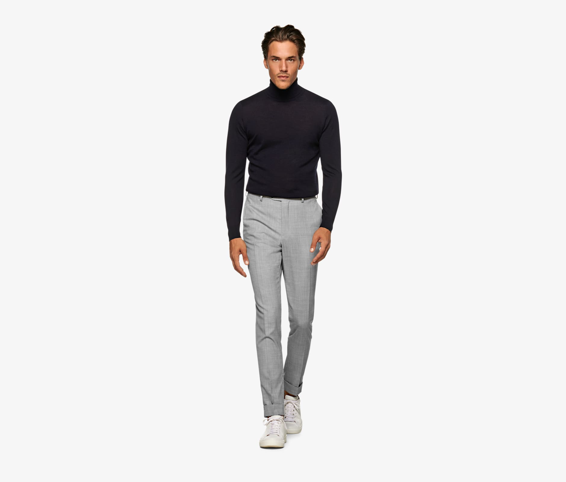 Light_Grey_Soho_Turn_Up_Trousers_B403SFI