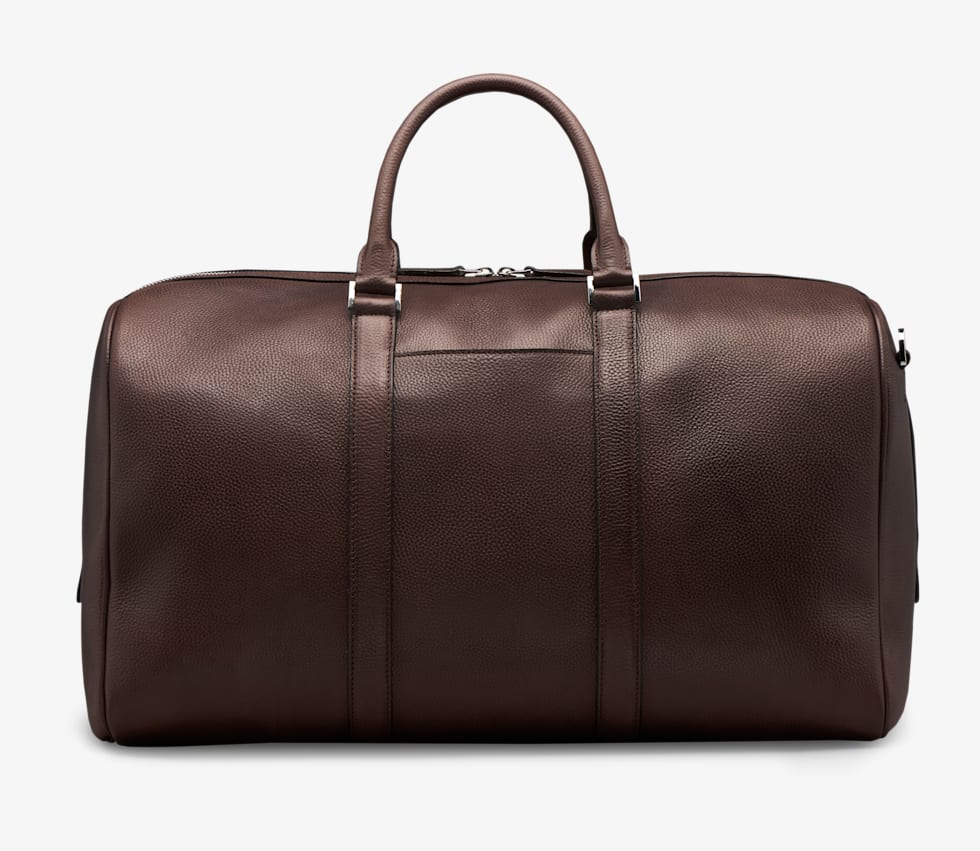 Brown_Premium_Holdall_BAG19108