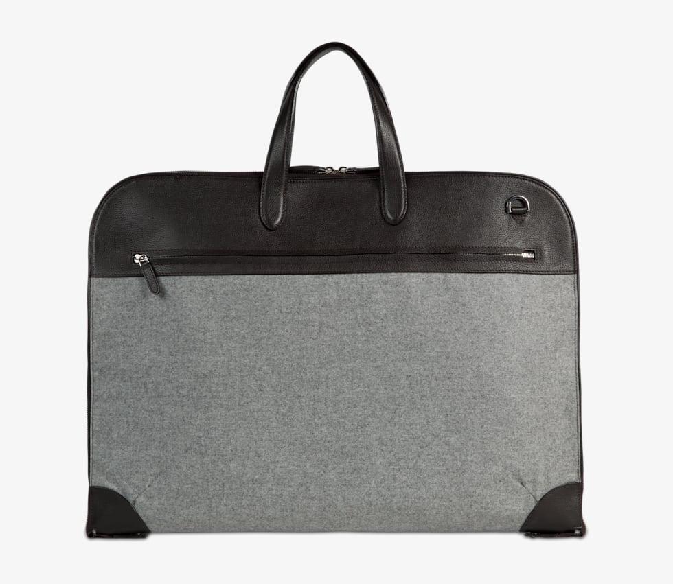 Grey Suit Bag