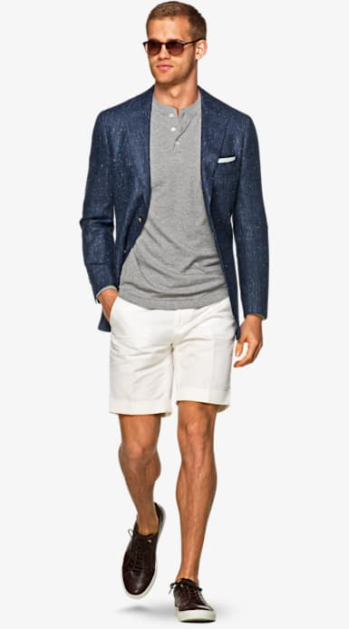 Jacket_Blue_Plain_Havana_C1092I