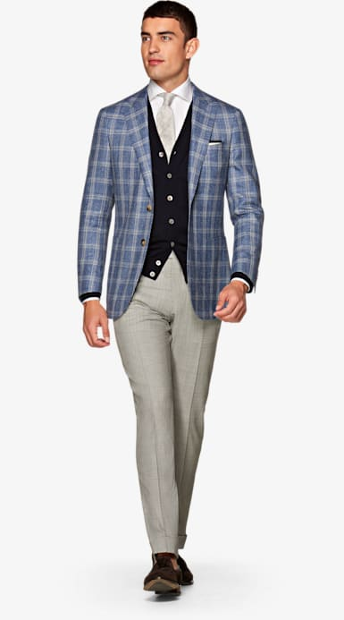 Jacket_Blue_Check_Havana_C1206I