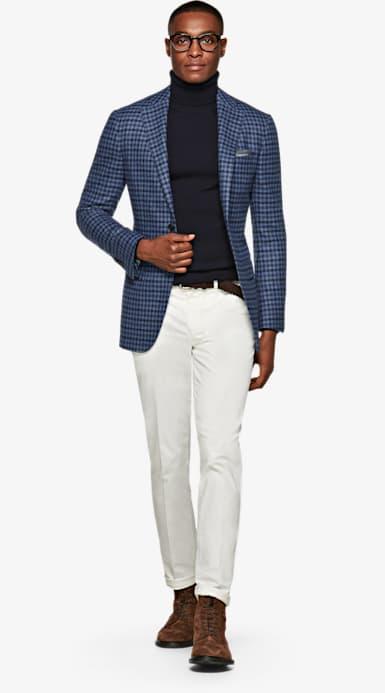 Jacket_Blue_Check_Havana_C1252I