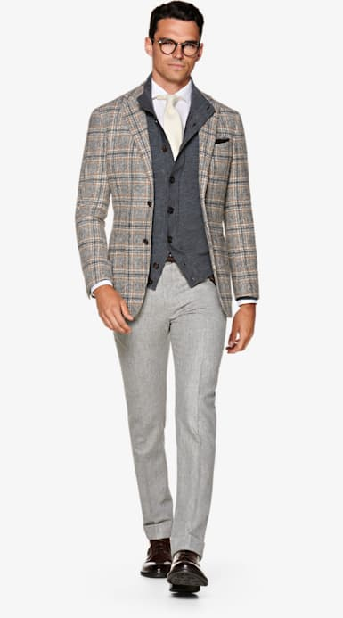 Jacket_Grey_Check_Havana_C1261I