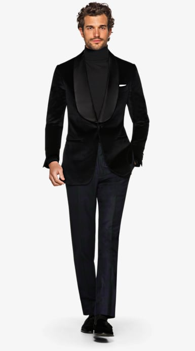 Jacket_Black_Plain_Washington_Shawl_Tuxedo_C1292I
