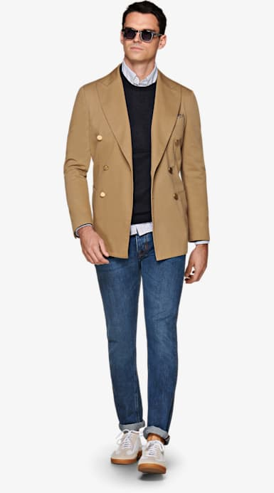 Jacket_Khaki_Plain_Havana_C1324I