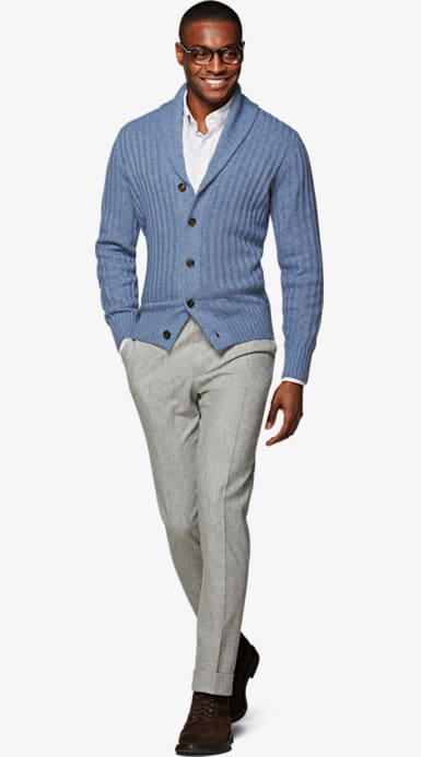 Light_Blue_Shawl_Collar_Cardigan_SW911