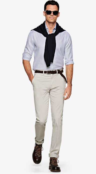 Blue_Stripe_Shirt_Single_Cuff_H5848U