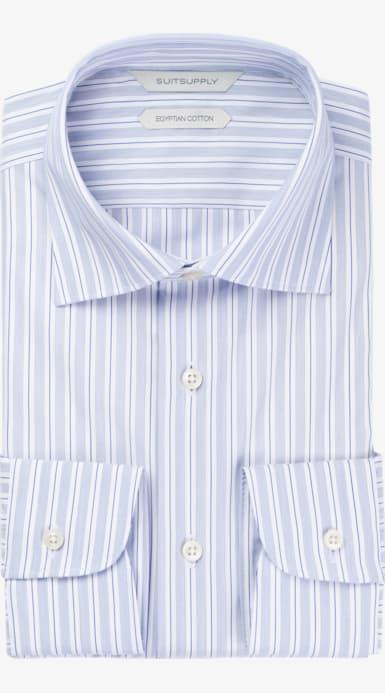 Blue_Stripe_Shirt_Single_Cuff_H5869U