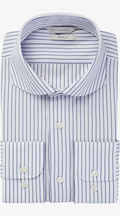 Navy_Stripe_Traveller_Shirt_Single_Cuff_H9009U